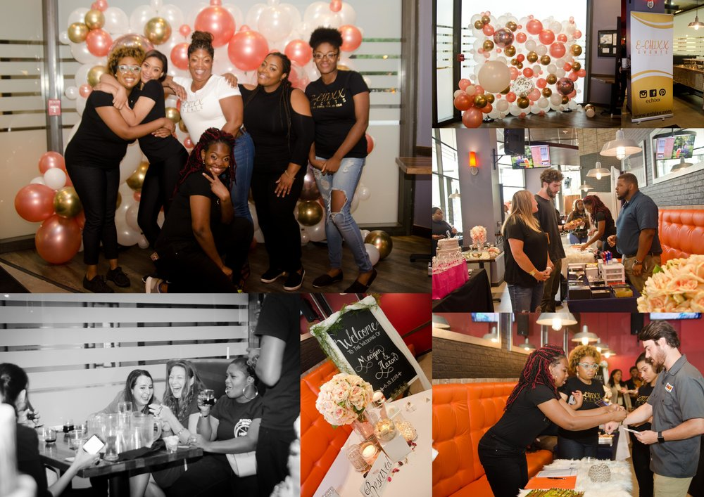 E-Chixx Networking Mixer - July 2018