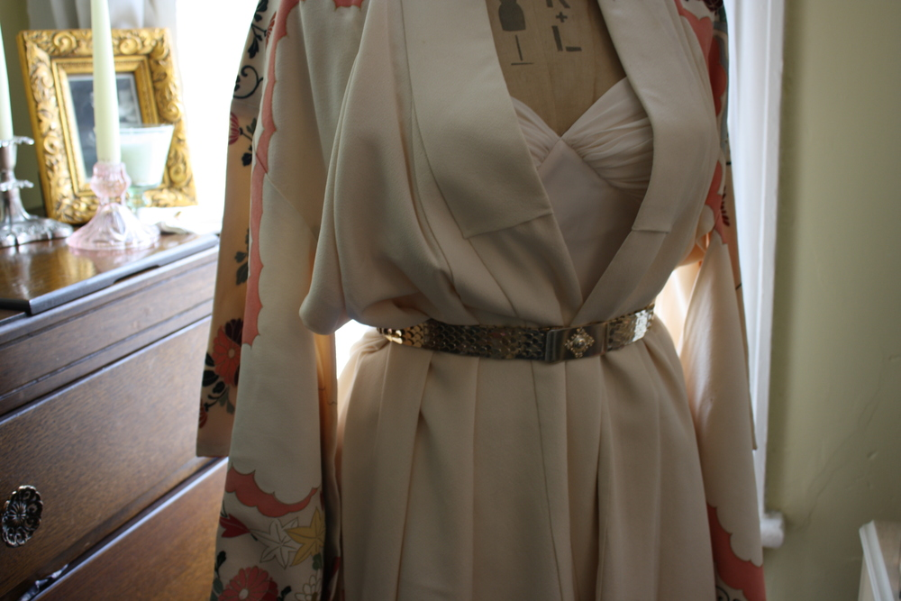 Vintage Coats, Furs & Kimonos