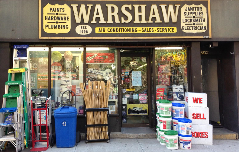 Warshaw Hardware