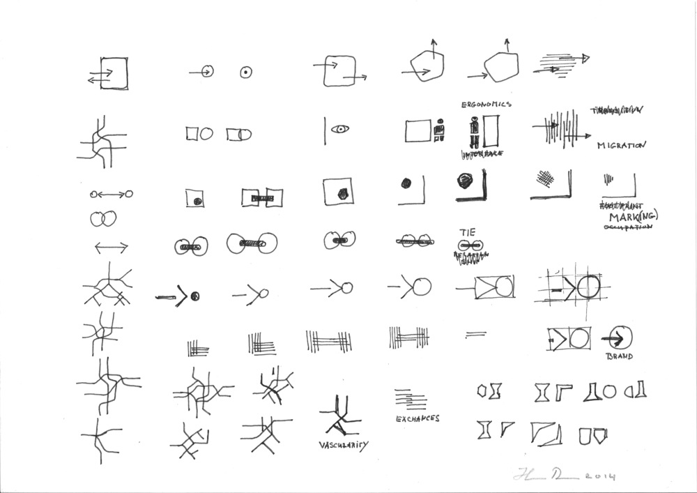 sketches of elements