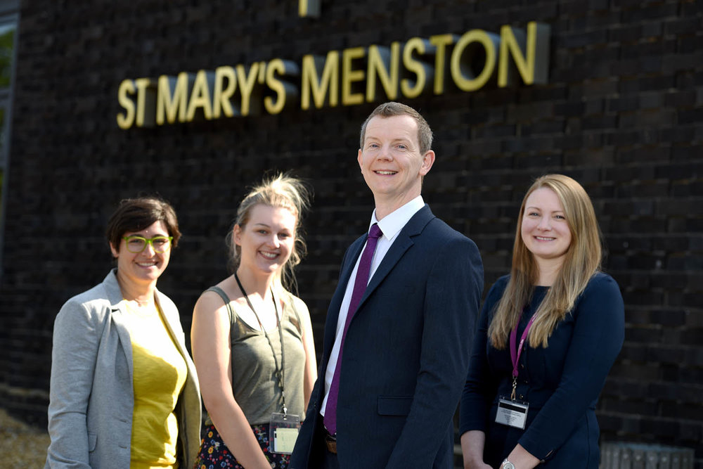 Secondary Teacher Training at St. Mary's Menston