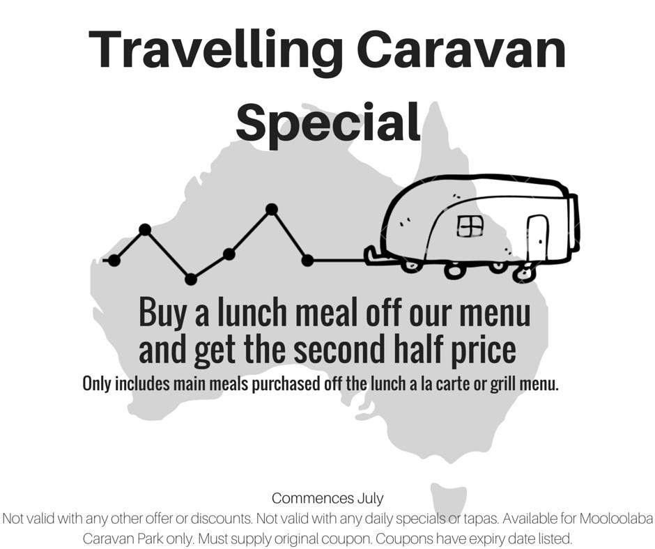 Mooloolaba Caravan Park Special