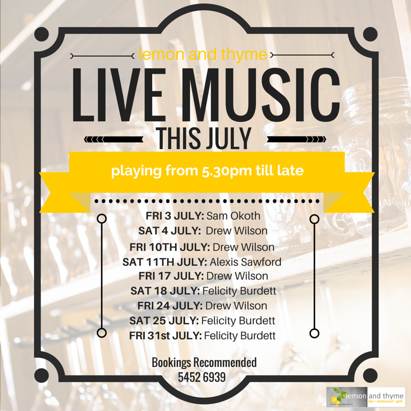 Mooloolaba Restaurants Live Music