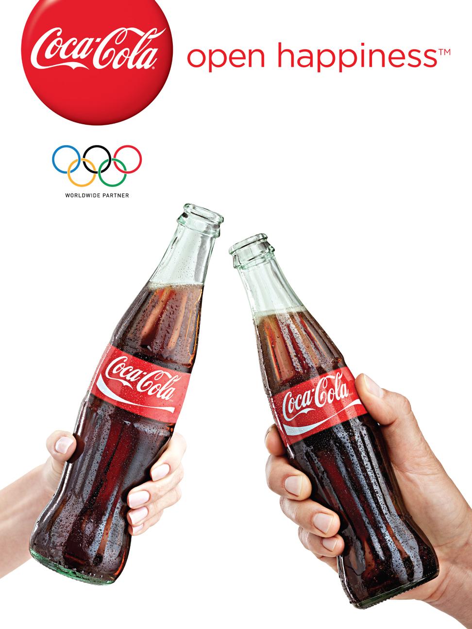 Coca-Cola Olympics Cheers