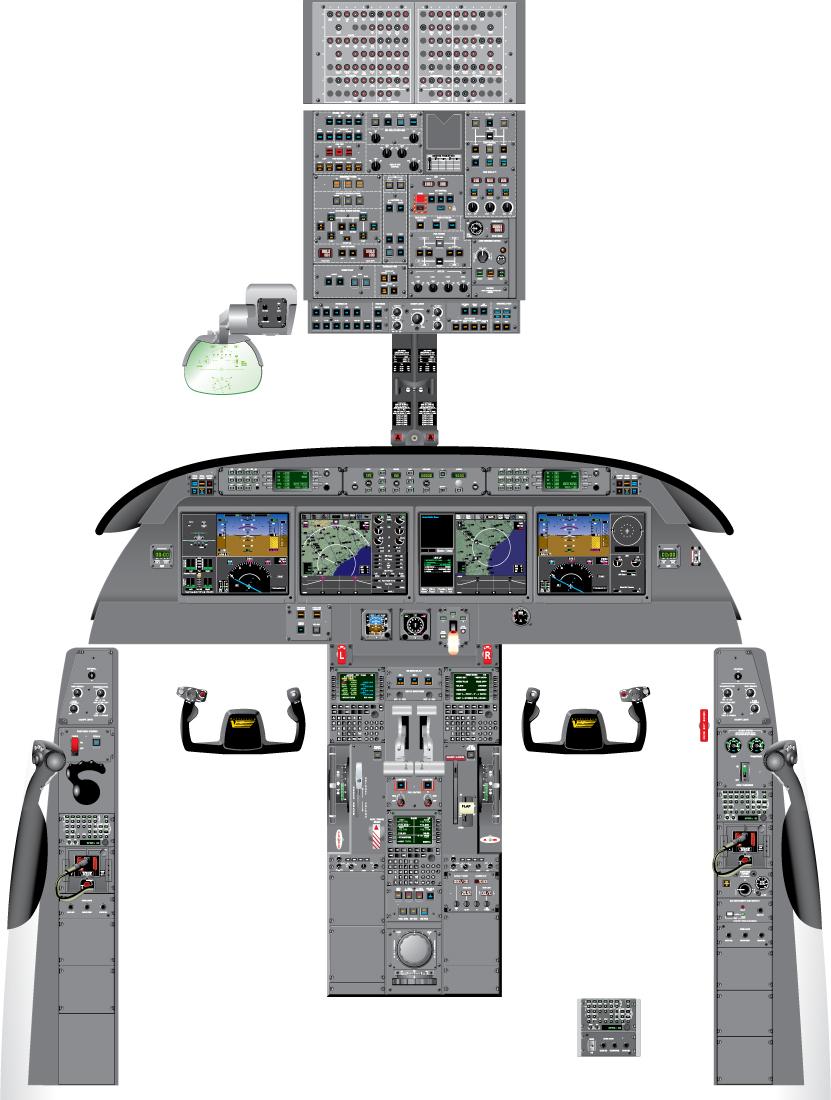 GulfstreamV SP T1