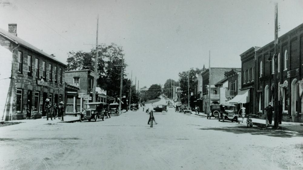 Forsyth Street, Marmora, Ontario - 1922