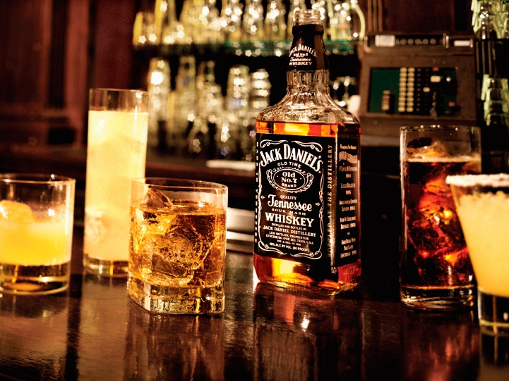 Jack Daniel's Mixology Photography