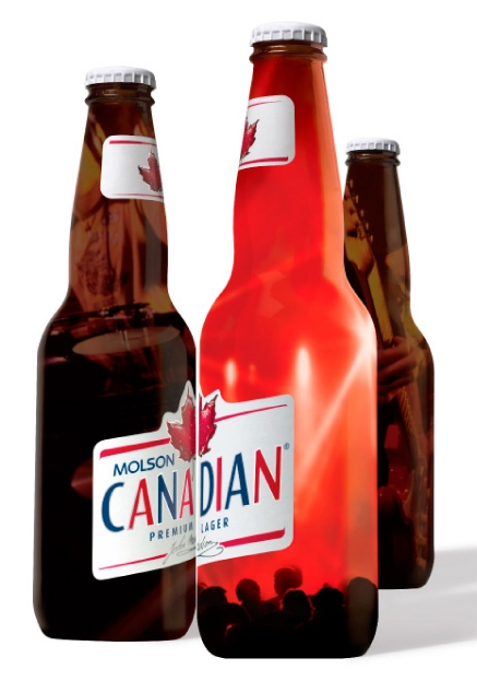 Molson Canadian Party in a Bottle
