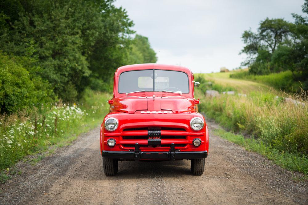 Vintage Truck Rental — Steven Serge Photography