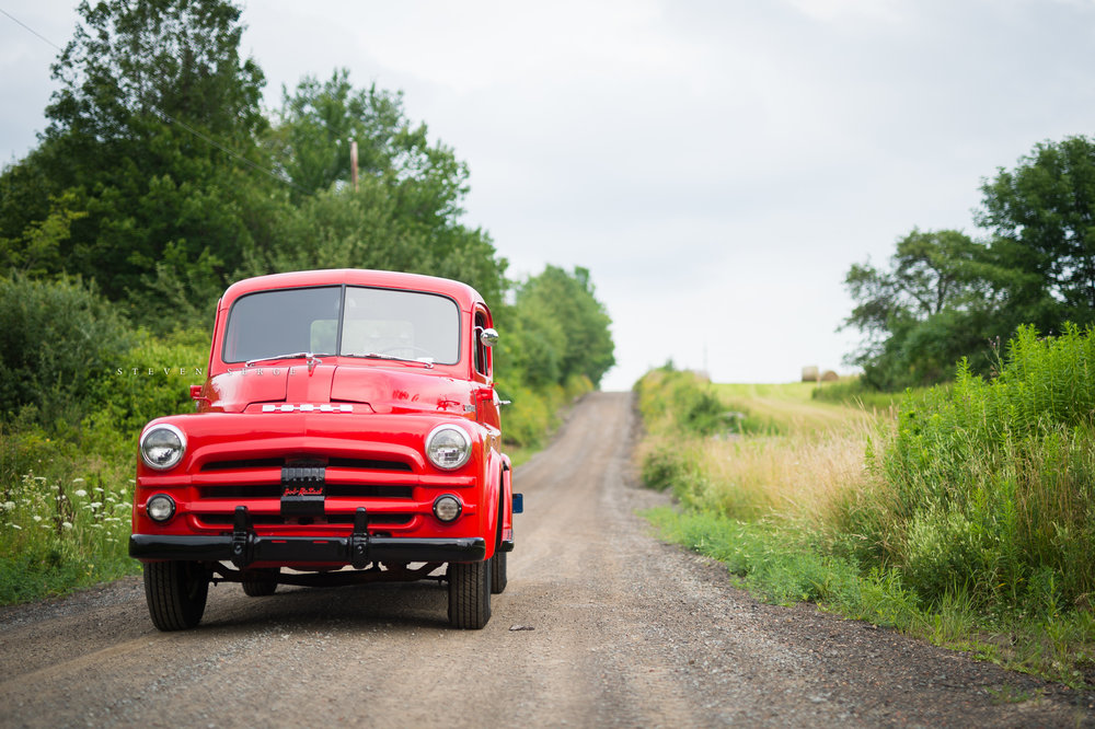 Friedman Farms Vintage Truck Rental