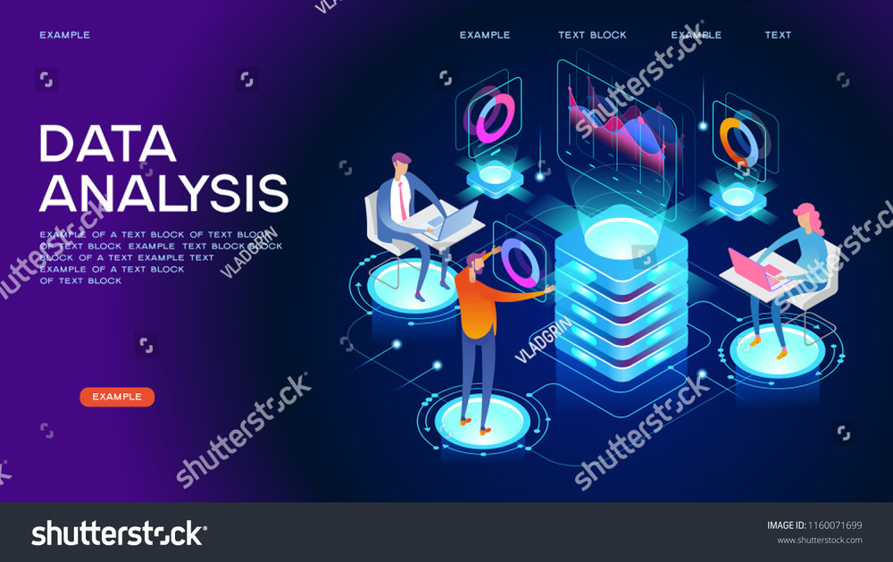 stock-vector--people-in-the-team-analyze-diorams-and-graphics-data-visualization-concept-d-isometric-vector-1160071699.jpg