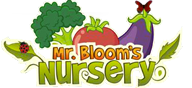 Mr Blooms Nursery games