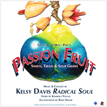 Passion Fruit - Sexy Soul Funked with a little Jazz