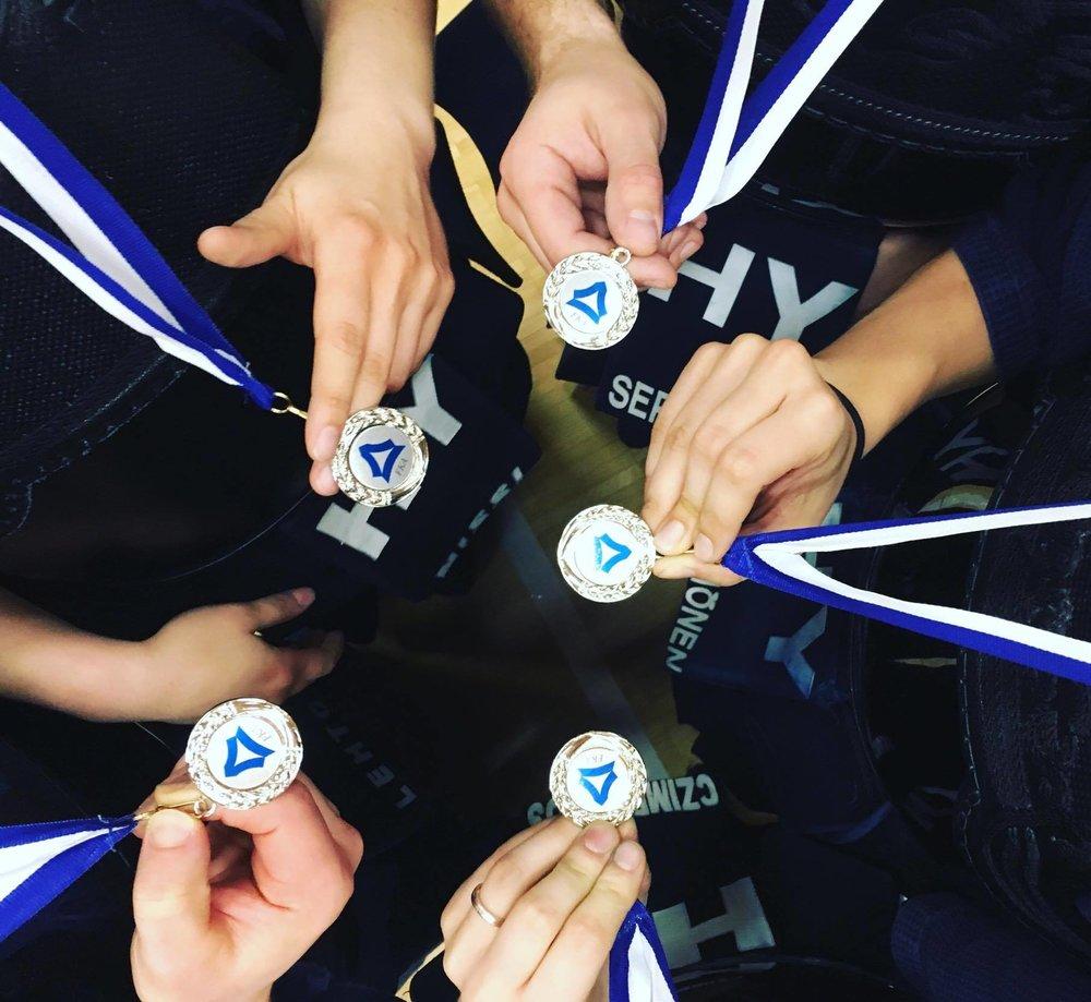 Team-medals