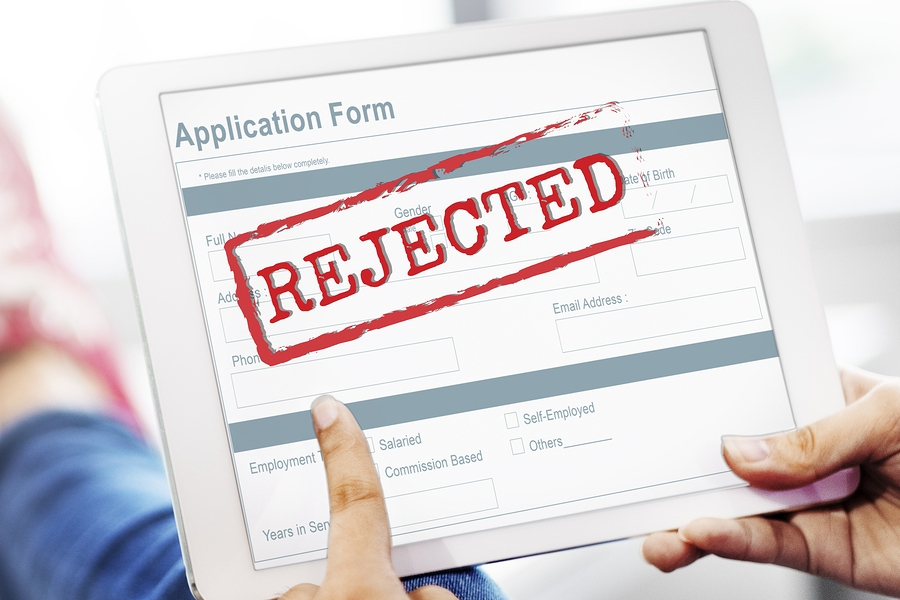 Reading medical school rejection on an iPad