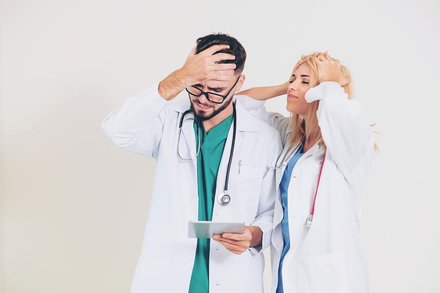 Upset pre-meds reading myths