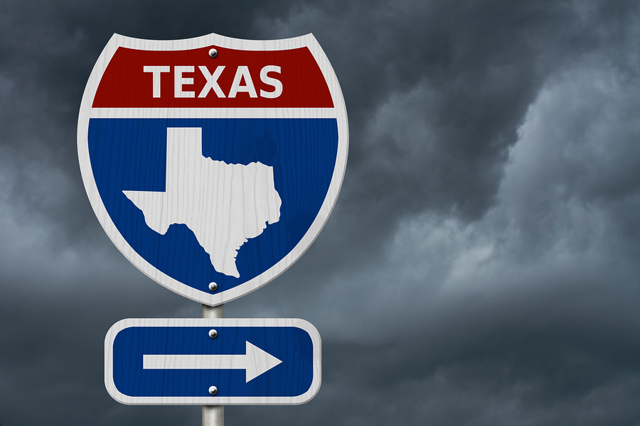 Pre-meds should you move to texas