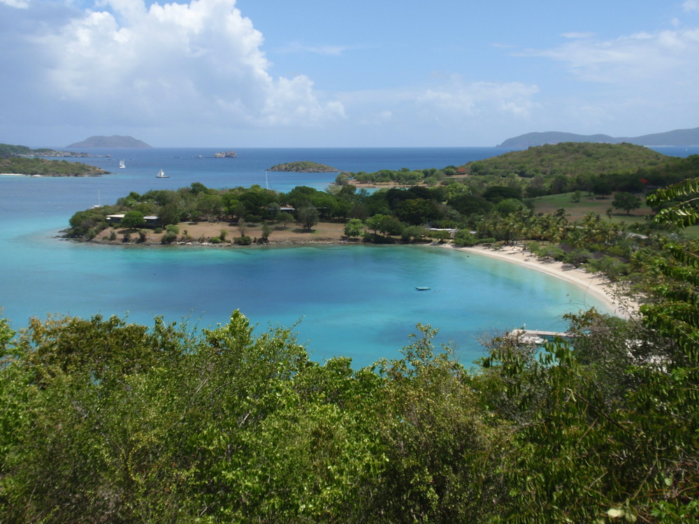 Trip to Caneel Bay, St. John, U.S. Virgin Islands