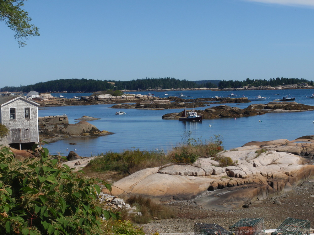 Trip to Stonington, Maine