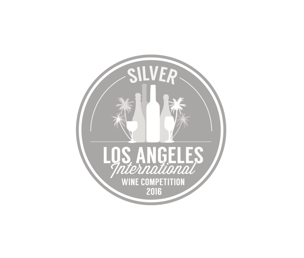 NEW! SILVER MEDAL. LA International Wine Competition 2016