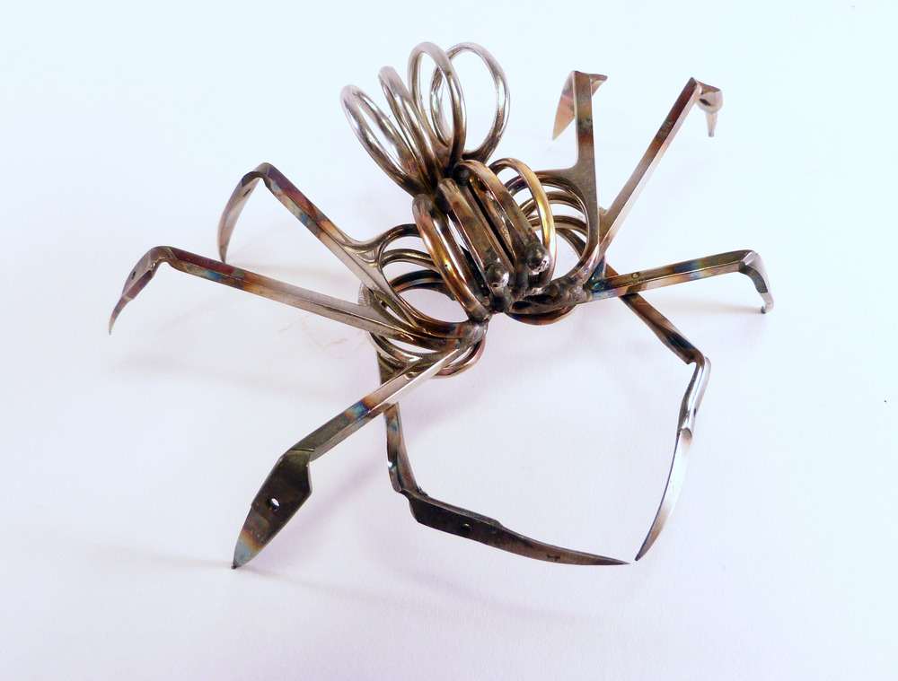 Small scissor spider (cuticle scissors)