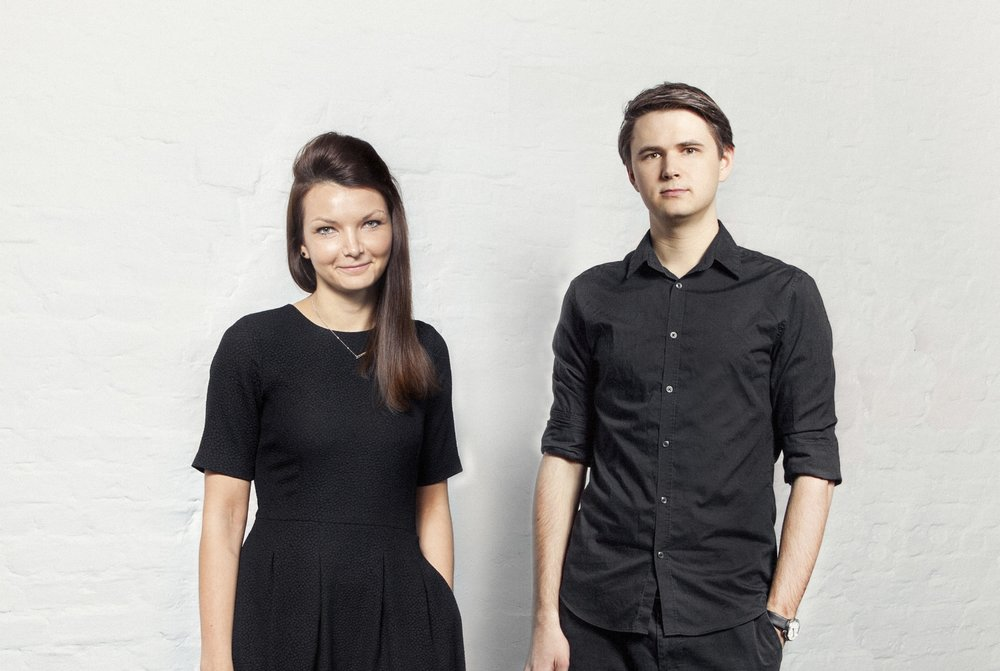 Studio Chudy and Grase was founded by Nils Chudy (German) and Jasmina Grase (Latvian) and is based in Berlin, Germany.