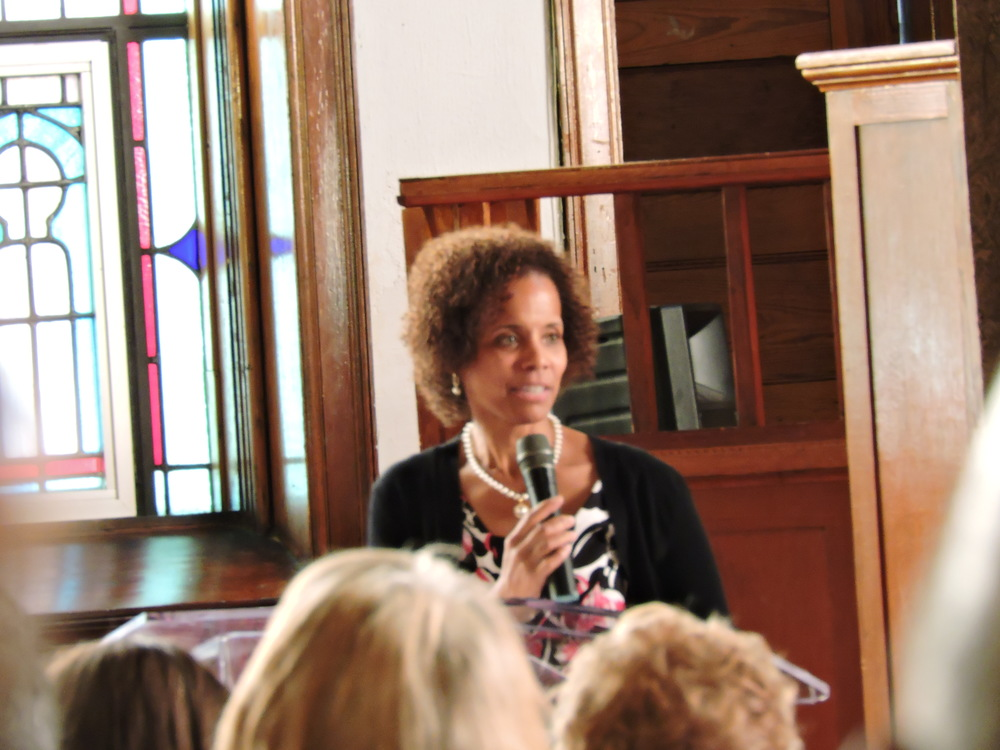 Rev. Dr. Leah Gunning Francis of Eden Theological Seminary