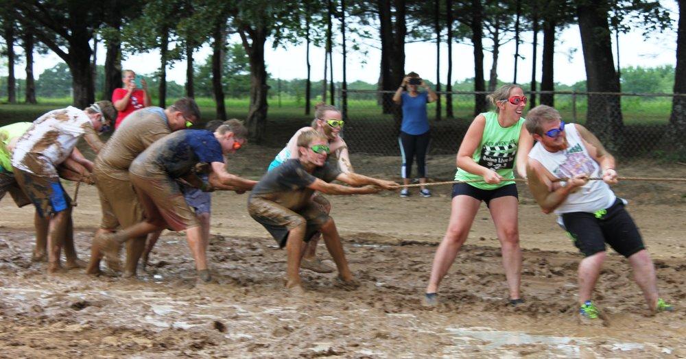 Chi Rho mud pit.JPG