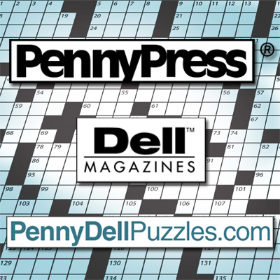 Print puzzles from our   friends at Penny Press & Dell Magazines