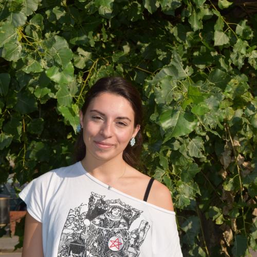 Business Development Associate: Daniela Cabral