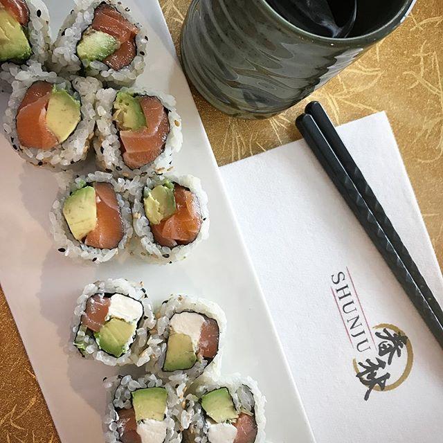 #lunch #sushi #summit #njsuburbs