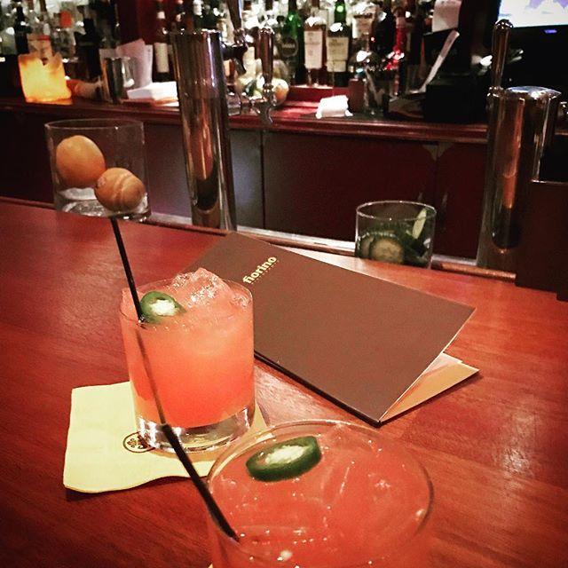 #jalapeñobloodorangemargharita #drinks