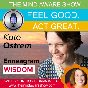 This 24 minute podcast gives an overview of the Enneagram and Kate's work.