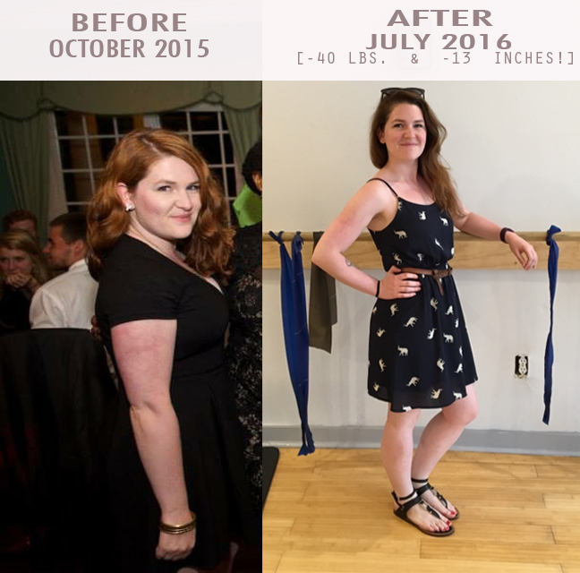 Most of you probably know Amanda On The Right. It's amazing how hard our bodies will work for us if we let them! Keep it up, Amanda! You look FABULOUSS!