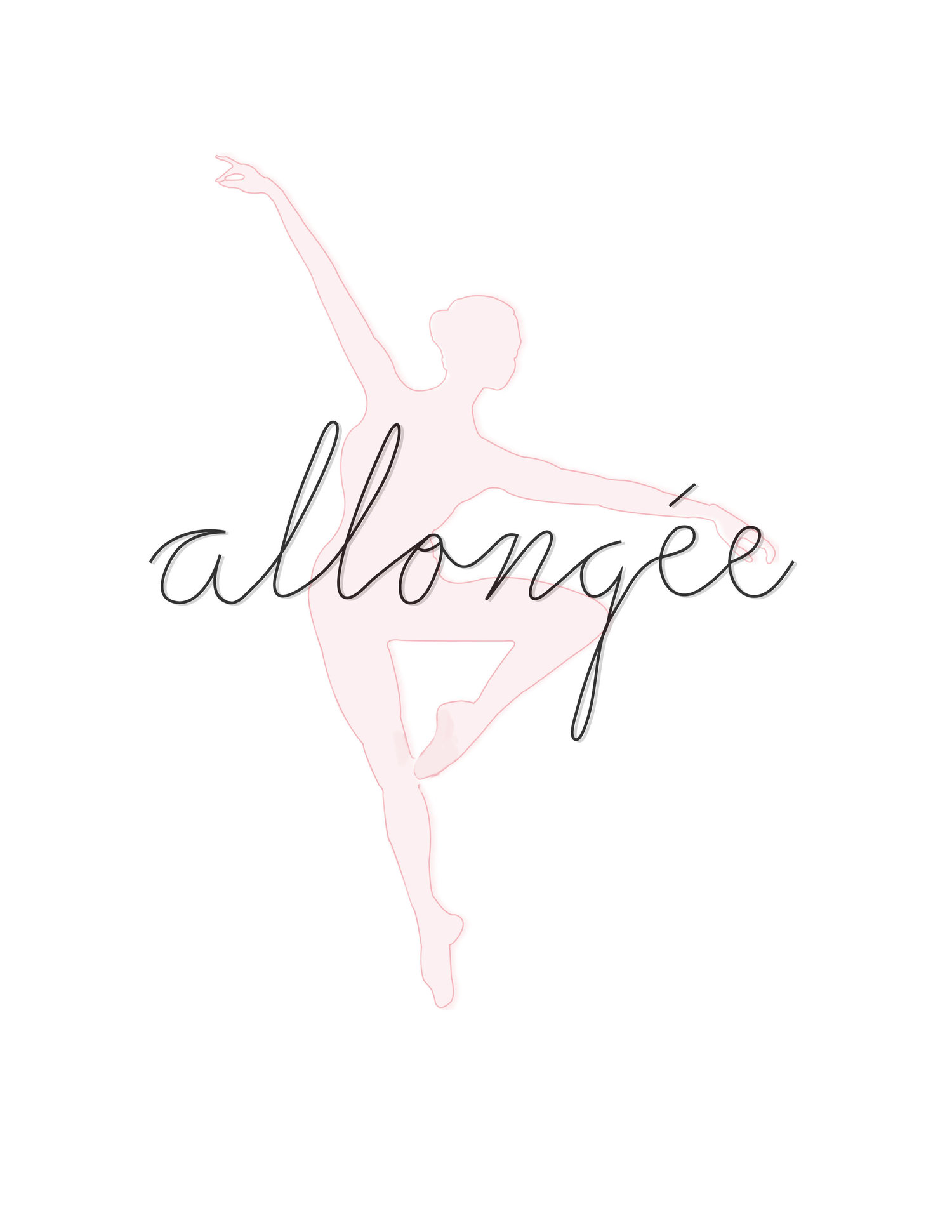 allongée