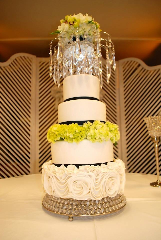 Wedding Cakes — Crooked Tree Coffee and Cakes