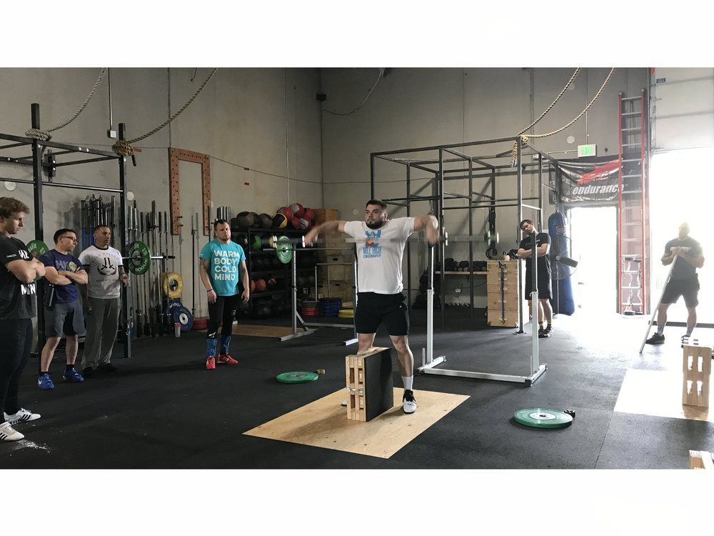 Want to PR your Snatch and/or Clean & Jerk??? Sign up for the Olympic   Weightlifting   Seminar this weekend...