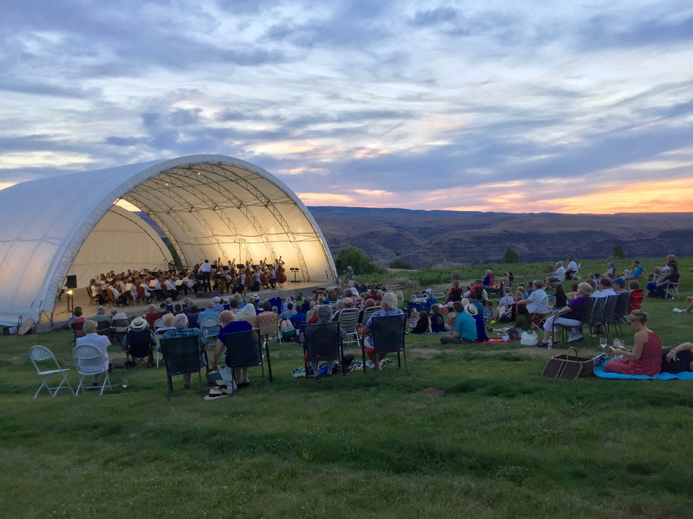 Yakima Symphony Orchestra at Cave B Music Theater
