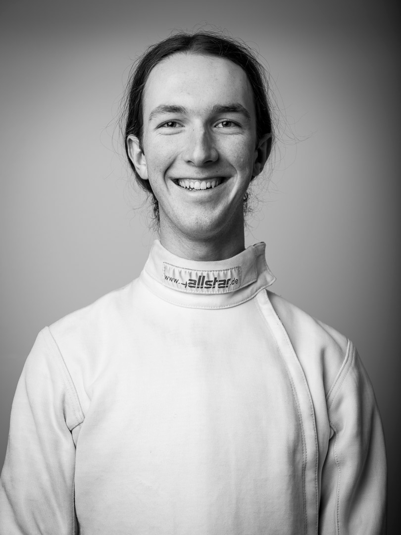 Atticus Cummings -  Atty is Head Coach, teaching all levels of classes and private lessons.He earned his Moniteur de Floret from the US Fencing Coaches Association at 15.