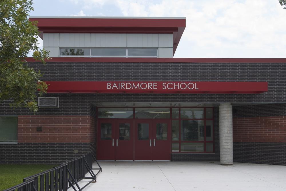 Bairdmore Elementary School Kowalchuk Consulting Engineers
