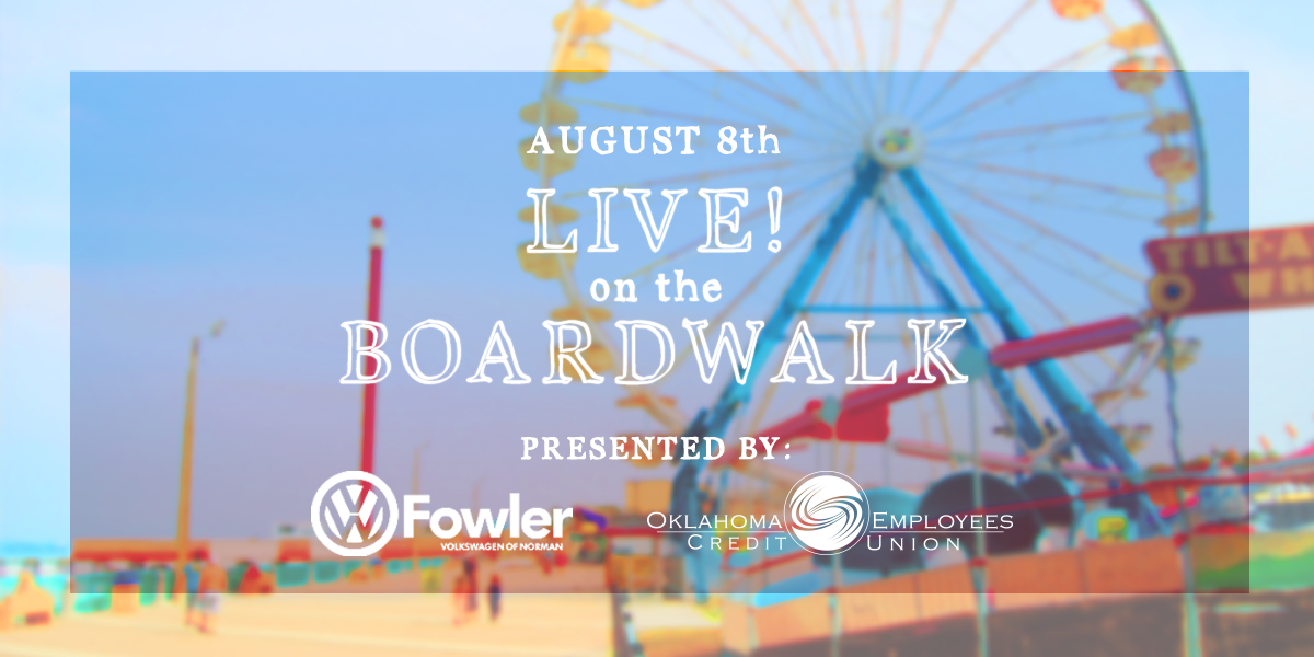 LIVE! on the Boardwalk
