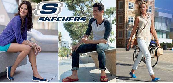Skechers Con Jeans