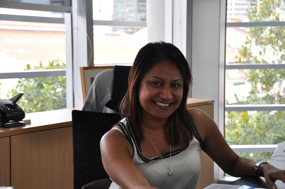 Layla Vetterlein   Data Entry Clerk  Phone +65 64033-214