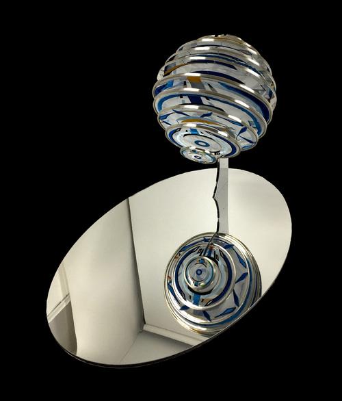 """Sphere 3048"""" W X 80"""" L X 45"""" H"""