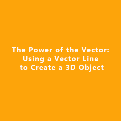 The Power of the Vector