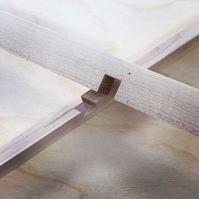 Working on a #wood #joint #tutorial with #maple on the #camaster #cnc #digitalfabrication #fusion360