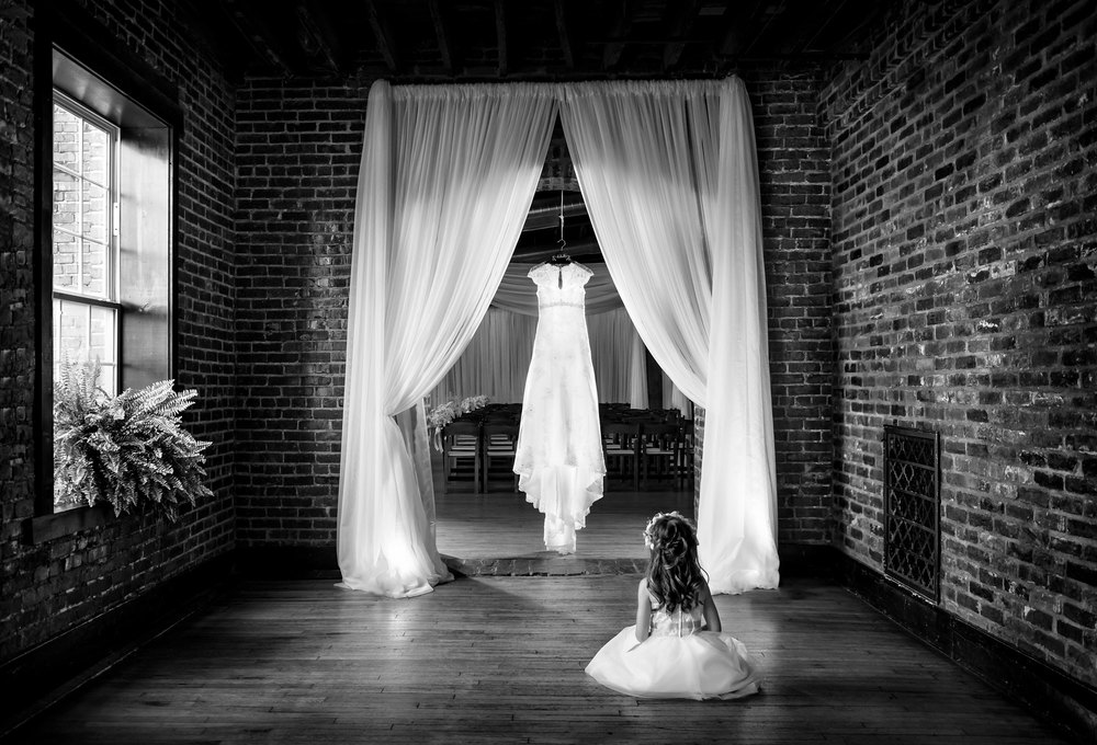 Flowergirl-wedding-dress-Cannery-ballroom