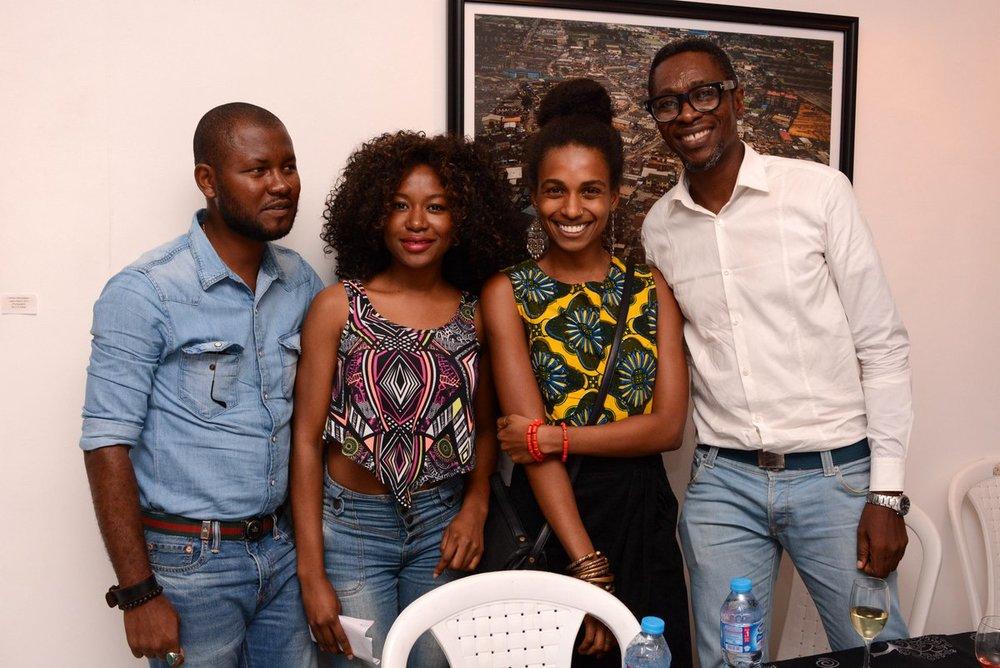 Abraham Oghobase, Adebola Rayo, Yagazie, Uche Okpa-Iroha