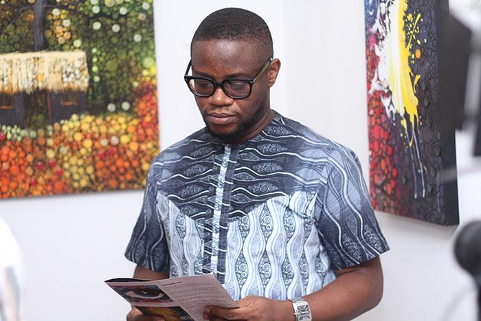 Artist, Chamberlin Ukenedo