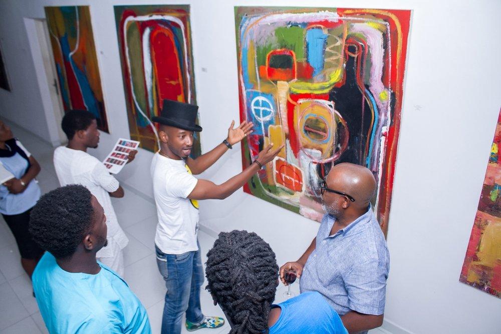 Artist in Conversation